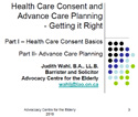 Thumbnail image for Advance Care Planning Webinar