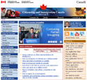 Thumbnail image for Citizenship and Immigration Canada