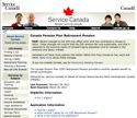 Thumbnail image for Canada Pension Plan Retirement Pension