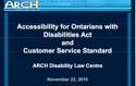 Thumbnail image for Accessibility for Ontarians with Disabilities Act Standards