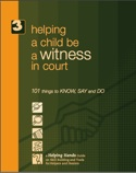 Thumbnail image for Helping a Child be a Witness in Court
