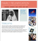 Thumbnail image for Family Reunification - Resources