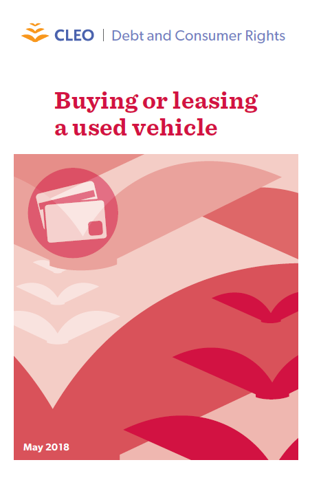 Thumbnail: Buying or leasing a used vehicle