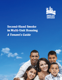 Second-Hand Smoke in Multi-Unit Housing A Tenant's Guide