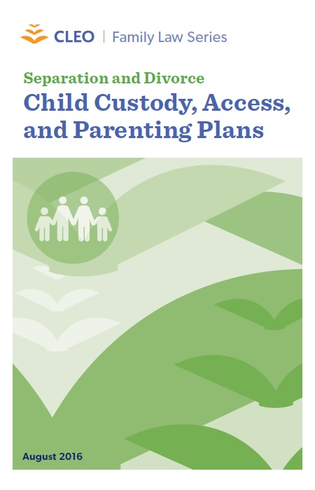 Thumbnail image for Separation and Divorce: Child Custody, Access, and Parenting