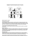 Guide to Youth Criminal Court in Toronto thumbnail