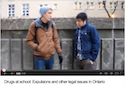 Drugs at school: Expulsions and other legal issues in Ontario thumbnail