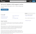 Set up or update child support online thumbnail