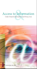 Access to Information Under Ontario's Information and Privacy Acts thumbnail
