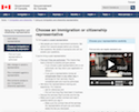 Choose an immigration or citizenship representative thumbnail