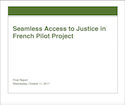 Seamless Access to Justice in French Pilot Project thumbnail