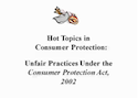 Thumbnail image Unfair Practices under the Consumer Protection Act