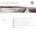 Thumbnail image The Human Rights Tribunal of Ontario Guides