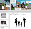 Thumbnail image for Child Protection and the Law in Ontario