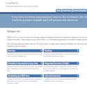 Thumbnail image for Refugee law