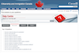 Thumbnail image for Citizenship and Immigration Canada's Online Help Centre