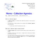 Thumbnail image Collection Agencies