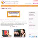 Ligne d'assistance aux personnes âgées : 1-866-299-1011 thumbnail