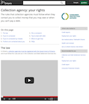 Collection agency: your rights thumbnail