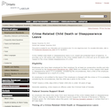 Crime-Related Child Death or Disappearance Leave thumbnail