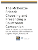 The McKenzie Friend: Choosing and Presenting a Courtroom Companion thumbnail