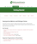 Welcome Ontario - Syrian Refugee Assistance Information thumbnail