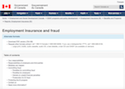 Employment Insurance and fraud thumbnail