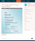 CPP-D Appeal Guide | The Social Security Tribunal thumbnail