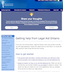 Getting help from Legal Aid Ontario thumbnail
