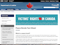 Peace Bonds Fact Sheet thumbnail