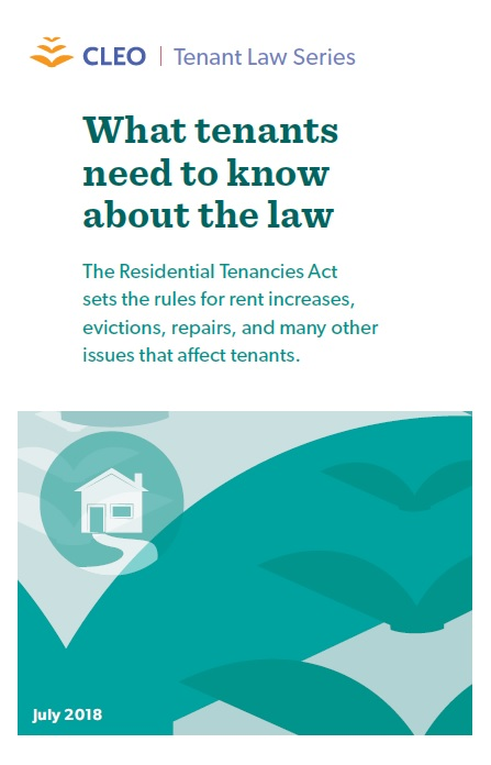 Thumbnail image for What tenants need to know about the law