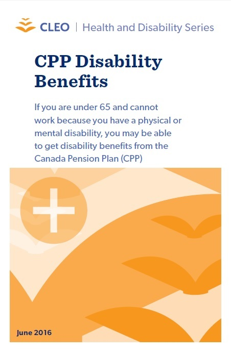 Thumbnail image for CPP Disability Benefits