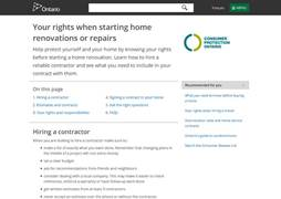 Thumbnail image for Home Repairs and Renovations